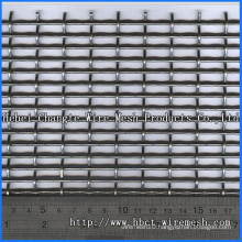 Rectangular Opening Crimped Wire Mesh