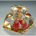 20ml Gold Painting Crystal Room Perfume Bottle (JD-QSP-323)