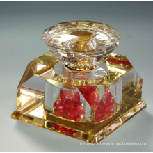 20ml Gold Painting Crystal Room Perfume Bottle (JD-QSP-323)