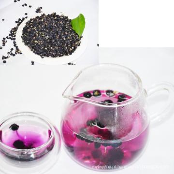 2017 nova colheita colheita atacado granel fresco orgânico preto goji berry