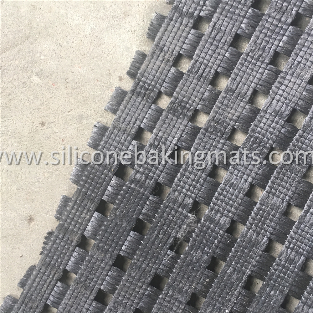 High Performance Polyester Geogrid