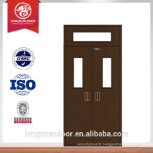 steel fire rated door main entrance door single steel door