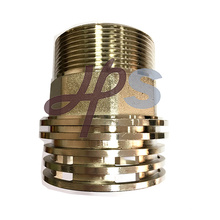 высокое качество латунные резьбовые вставки для PPR ППР сторона