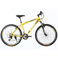 "24 pas cher ""/ 26"" Bicicleta De Montan Steel Mountain Bike un (FP-VTT-ST046)"