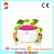 2015 new beauty machine diy facial mask with fruits and vegetables
