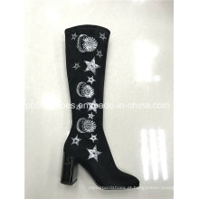 Sexy High Heels Warm Winter Lady Boots