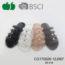 Ladies Sexy Summer Jelly Slippers