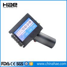 Industrial Pvc Pipe Handheld Ink Jet Printing Machinery