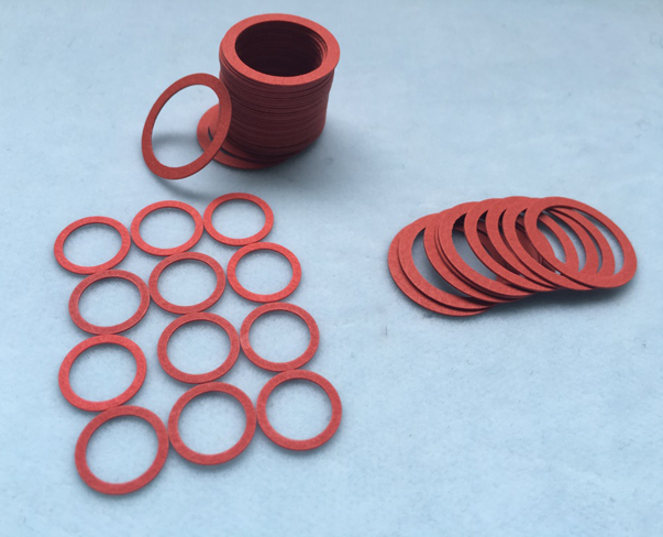 Red Paper Washer Red Paper Shims