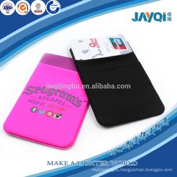 customize cell phone 3M sticker card holder