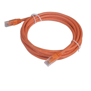 Cable de red CAT6 con ensamblaje de enchufe