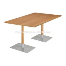 Modern restaurant MDF table XT6891