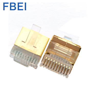 10-pins 10c stp-connector