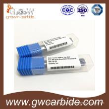 Hartmetall-Schaftfräser 2 Schneiden HRC45