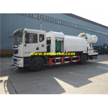 Supresión de polvo de camión de agua DFAC de 2500 galones