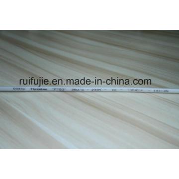 Cabos de potência constante isolados do elastómetro do silicone de Flexelec para a refrigeração