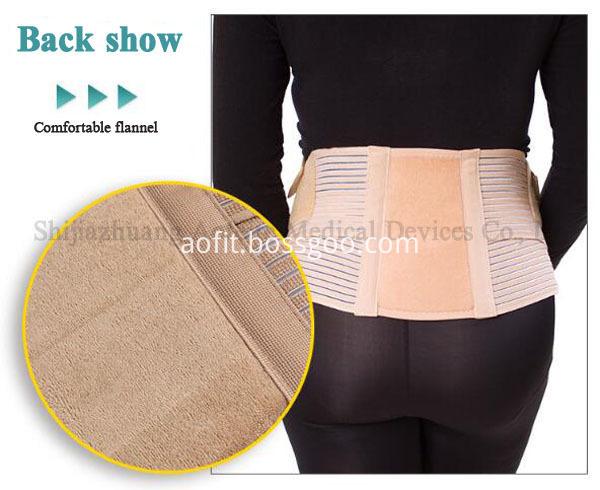 maternity belt breathable abdominal binder