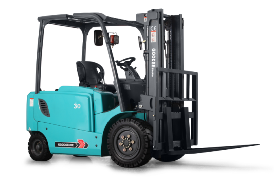 Forklift With Germany Battery