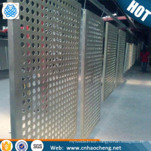 Ultra fine metal roofing perforated plate/punched metal sheet