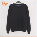 New Mens Neps Yarn Knitted Jumpers Sweater