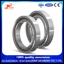 Rodamientos de bolas de contacto angular de doble hilera de 30X62X23,8 mm 5206-2RS / 5206zz / 5206-2z