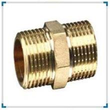 Male Thread Brass Nipples