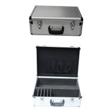 Caja de Aluminio y Caja con Panel de Aluminio Plano