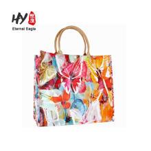 Изысканный дизайн полиграфии складывая хозяйственная сумка