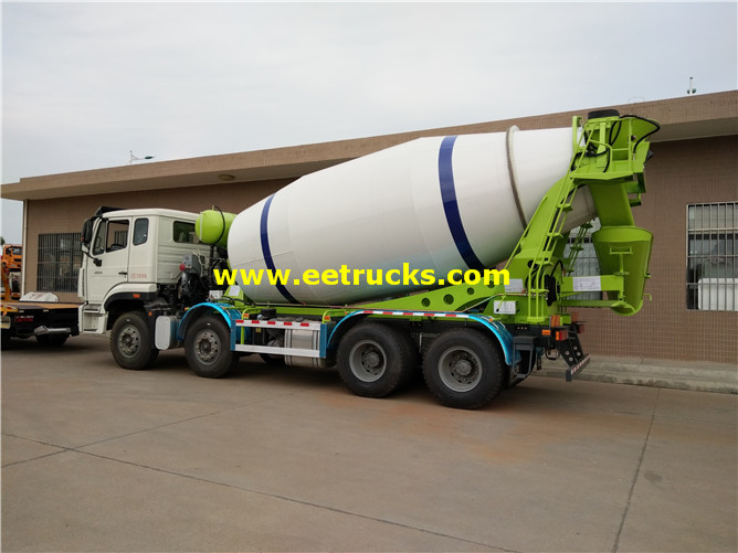 Cement Ready Mix Trucks