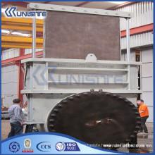 customized high pressure cast steel gate valve price(USC10-017)