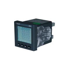 Medidor de panel de energía de kwh seguro con función de alarma