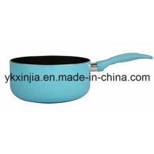 Utensílios de cozinha Alumínio Non-Stick Sauce Pan Panelas