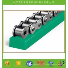 Guide de chaîne de type T pour la machine de convoyeur