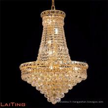 Meubles en gros pas cher or lustre pendentif hôtel hall éclairage 71026