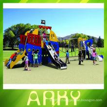 Équipement de terrain de jeux de pirate de magie de plein air pour enfants
