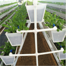 Skyplant PVC Strawberry Growing Hydroponics Channel