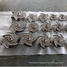 Lost Wax Casting Custom Castings Pump Impeller