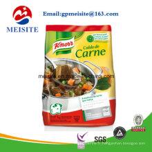 Sacs à main en papier Kraft de pommes de terre fraîches / sacs à main de qualité alimentaire