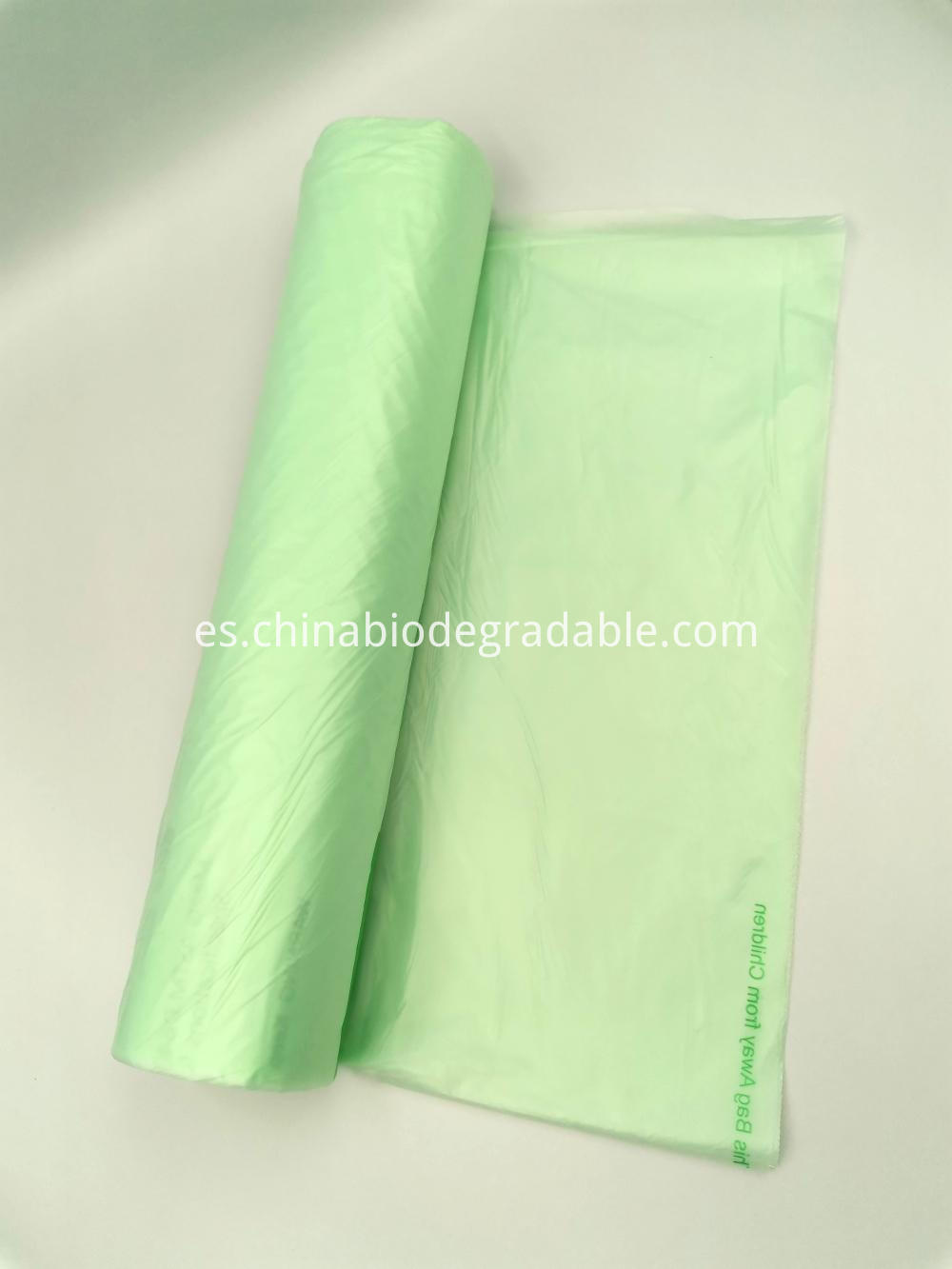 Bio Degradable Garbage Bags