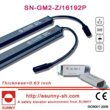 Luz de cortina de segurança para elevador (SN-GM2-Z / 16 192P)