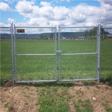 Galvanized Welded Wire Mesh Fence Gate