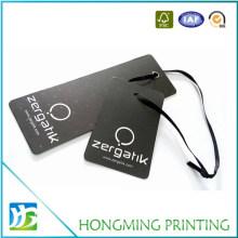 Factory Made Paper Clothing Hang Tag