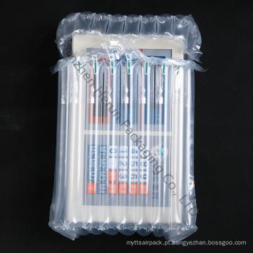 Saco de Bolha de Embalagem Shockproof Air Column Bag