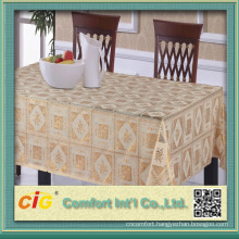 China High Quality Table cloth/PVC