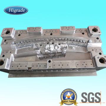 Molde de inyección de plástico para piezas de automóviles