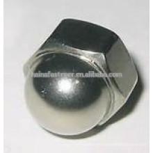 stainless steel 304 cap nut