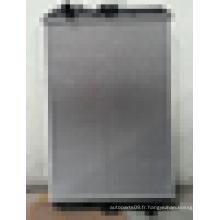 Radiateur en aluminium de qualité supérieure pour camion mercedes AXOR 18 TONS-M / T 9405000703
