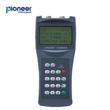Medidor de flujo ultrasónico de mano TDS-100H