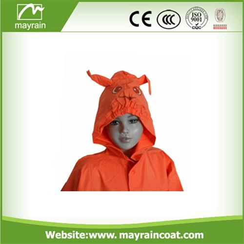 Lovely Waterproof Kids Ponc