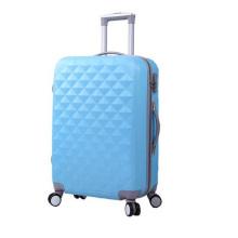 Bagages de chariot de voyage en plastique ABS Hardside